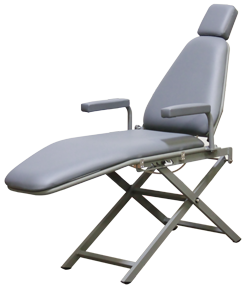 Basic Patient Chair with Scissor Base