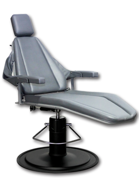 Supreme Patient Chair with Hydraulic Base