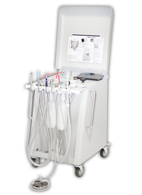 Procart Iii Dental Delivery System