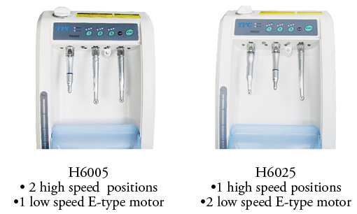 TPC Handpiece Cleaning and Lubrication System